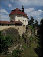 Auf Schloss Waldstejn...