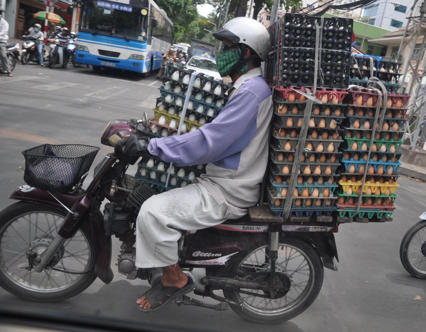 auf vietnams strassen