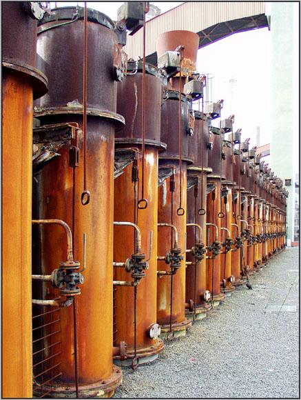 Auf Zeche Zollverein