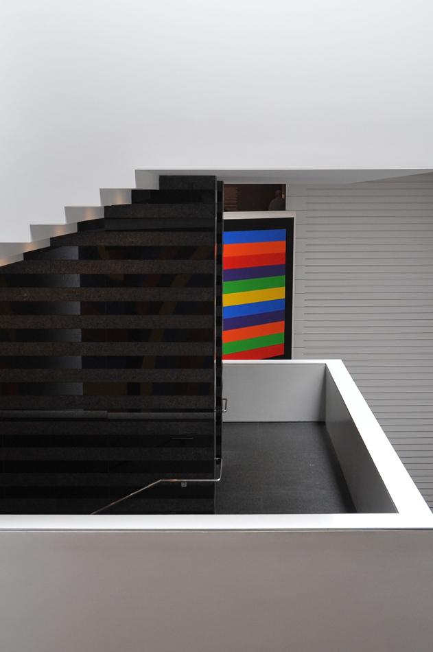Aufgang MOMA