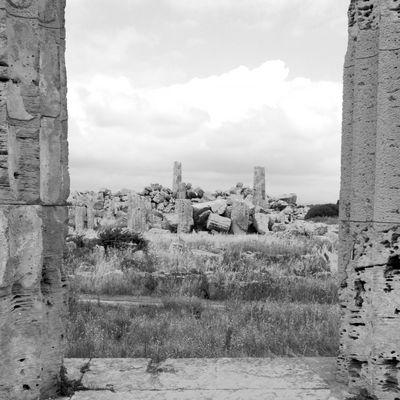 Aufgegebene Orte: Tempel