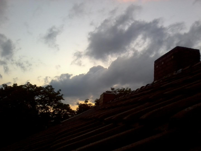 Aufm Dach...