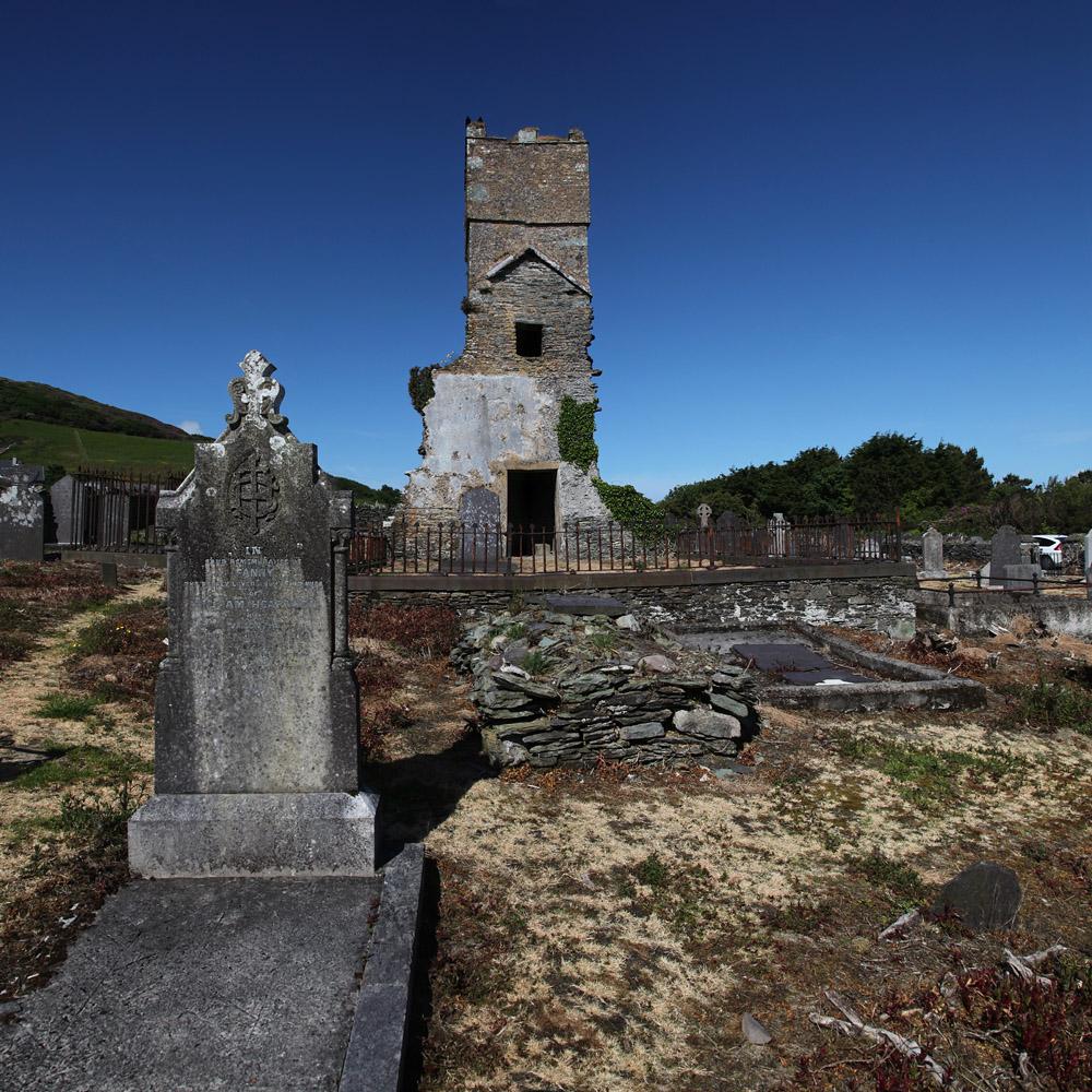 Auf'm Friedhof
