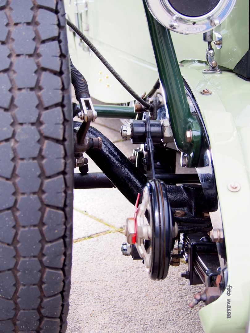 Aufnahmen von : Old Classic Car