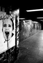 Aufschrei aus dem Untergrund