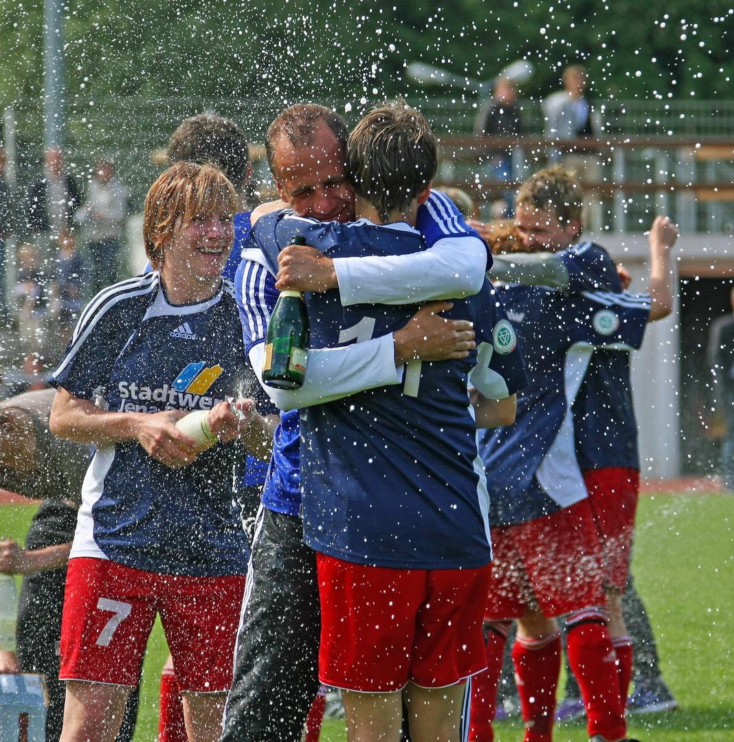 Aufstieg 2. Bundesliga