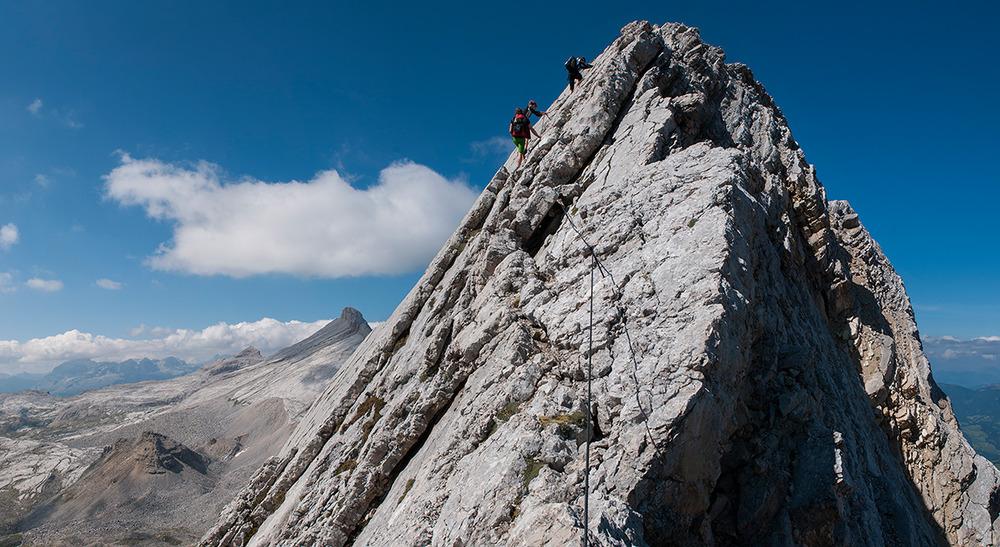 ... Aufstieg zur Neunerspitze (2968m) - Südtirol ...