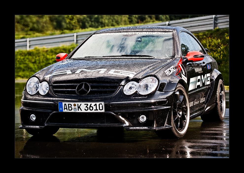 Auftrags-Shooting: Tuning Car