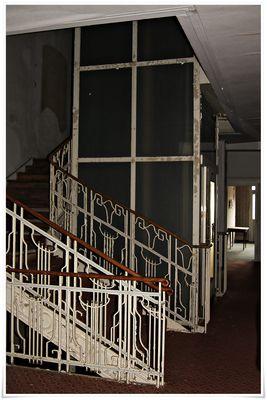 Aufzug oder Treppe ?