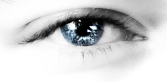 Auge abstrakt