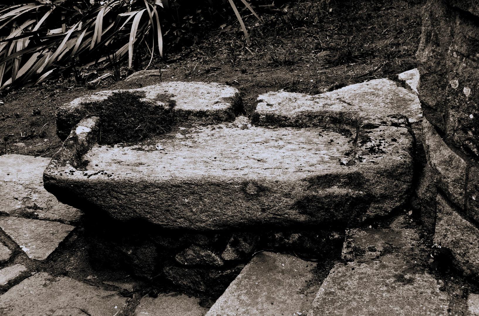 Auge de pierre