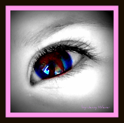 Auge eines kleinen Engels :-)