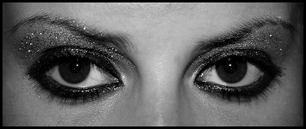 - Augen -