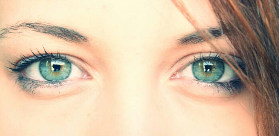 Augen..