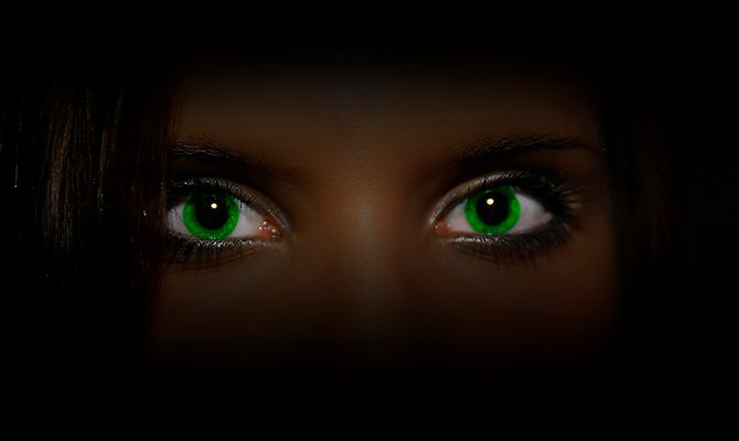 Augen ...