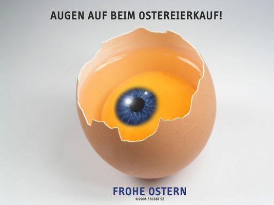 Augen auf beim Ostereierkauf