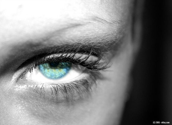 [Augen-] Blick