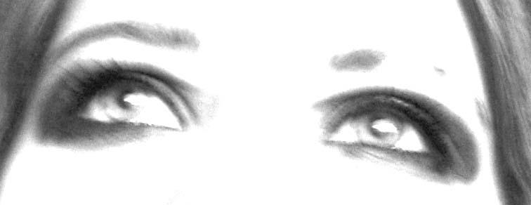 Augen können meist mehr als tausend Worte ausdrücken