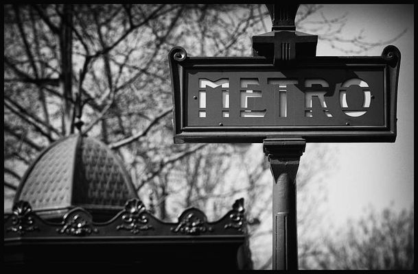 Augenblicke in Paris...