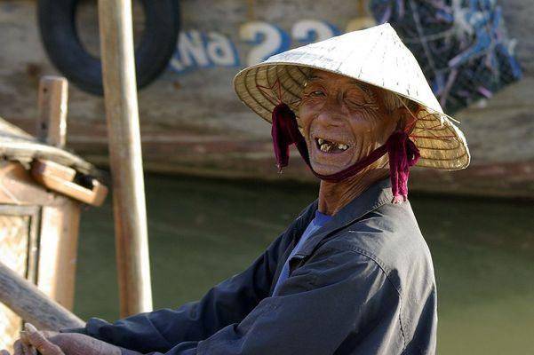 Augenblicke in Vietnam #1