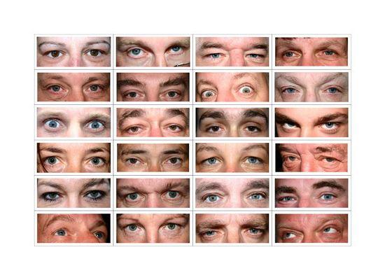Augenpaare