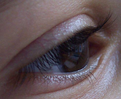 Augenspiegelung