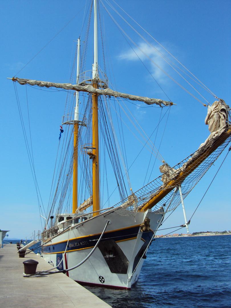Augenweide - Kraljica Mora in Zadar