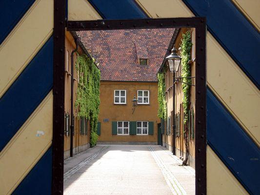Augsburg Fuggersiedlung
