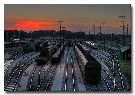 Augsburg Güterbahnhof