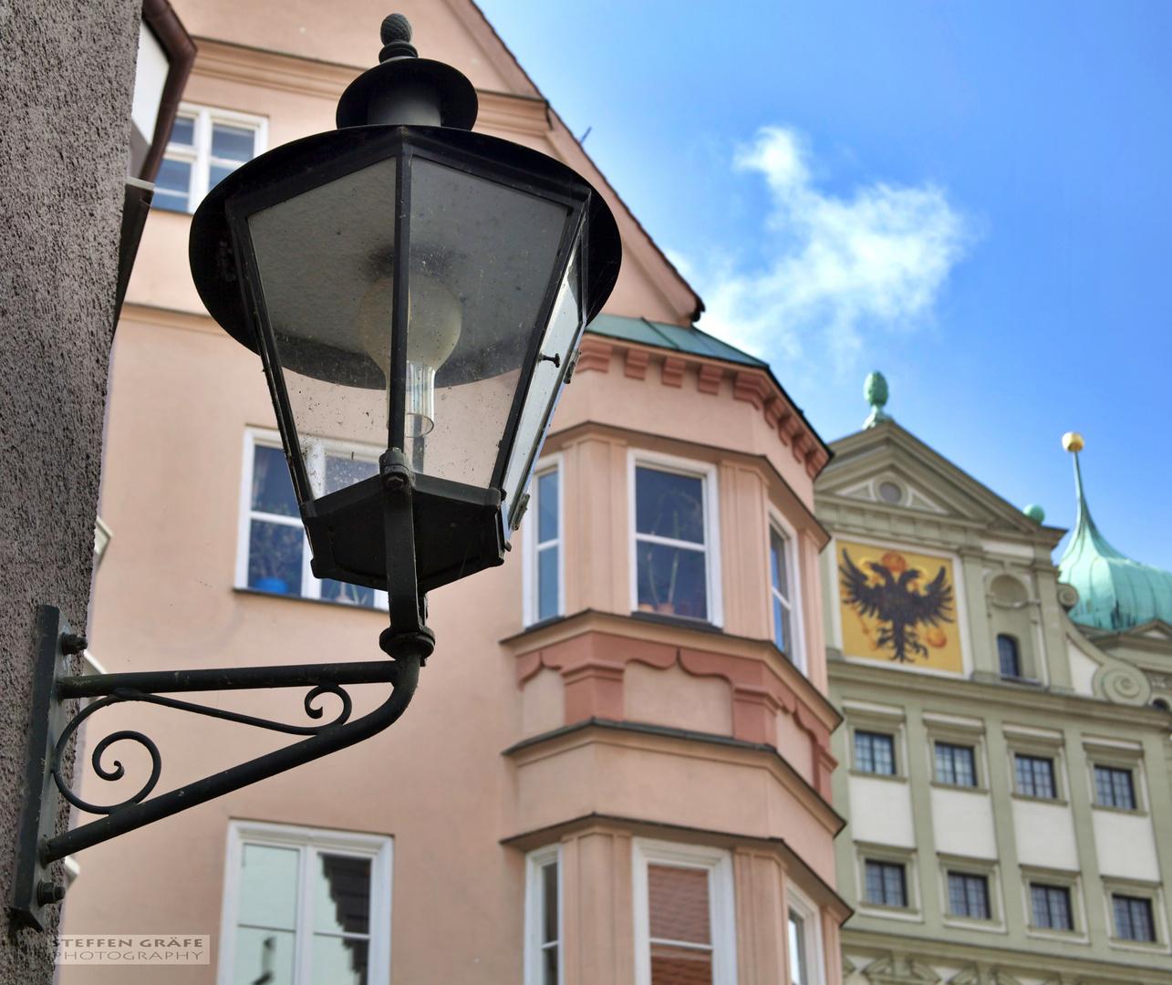 """,, Augsburg in einem anderen Licht"""""""