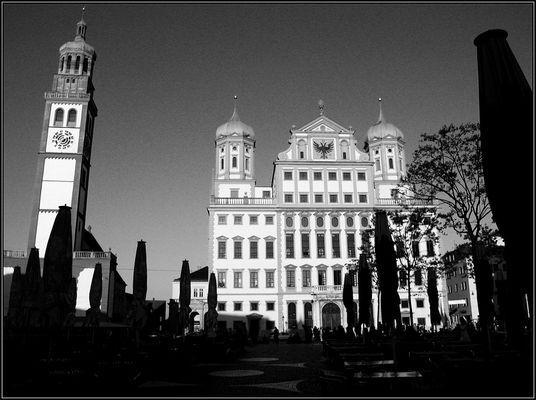 Augsburg - Rathausplatz