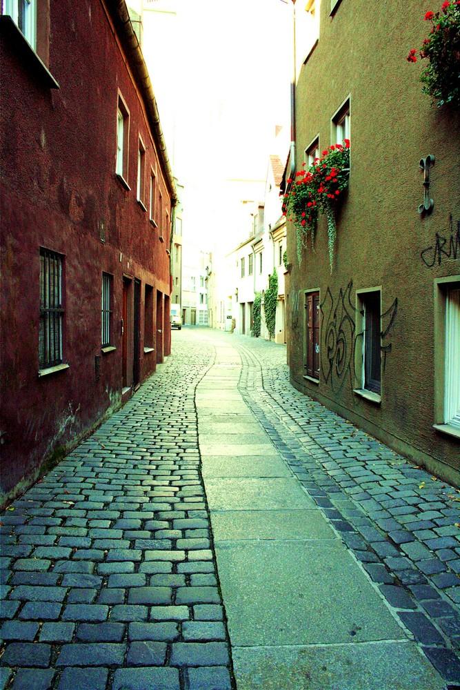 Augsburger Altstadt