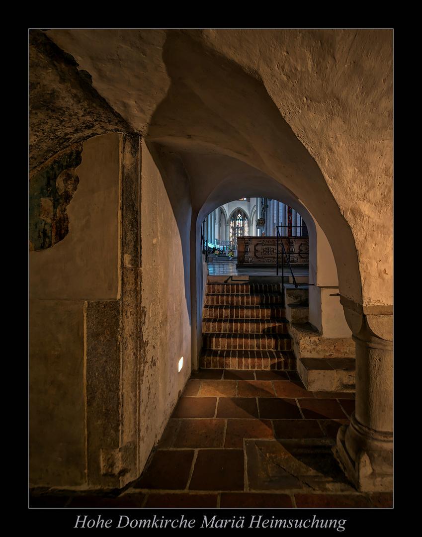 """Augsburger Dom """" Gott zu Gefallen..."""""""