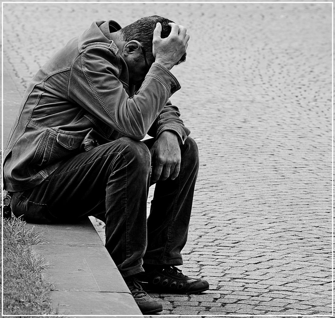 """Auguste Rodin,....""""Der Denker"""""""