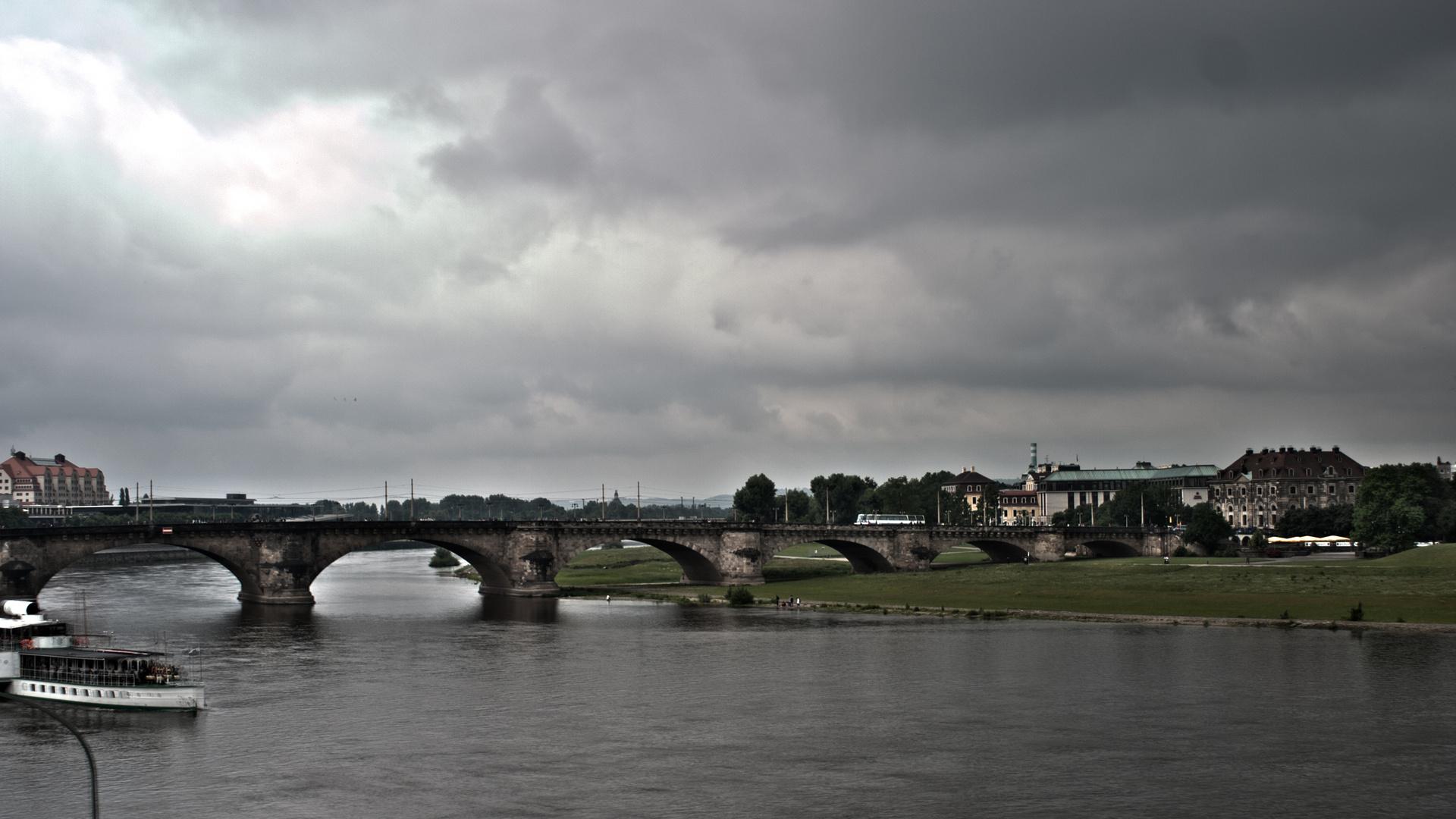 Augustenbrücke Dresden