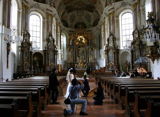 ...Augustinerkirche in Mainz