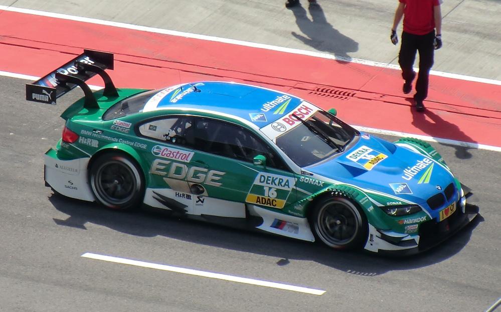 Augusto Farfus  DTM 2012