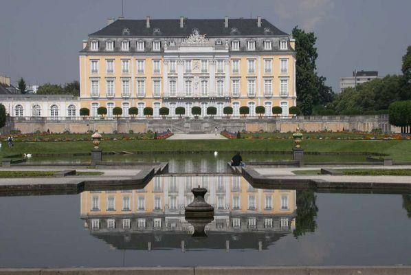 Augustusburg in Brühl