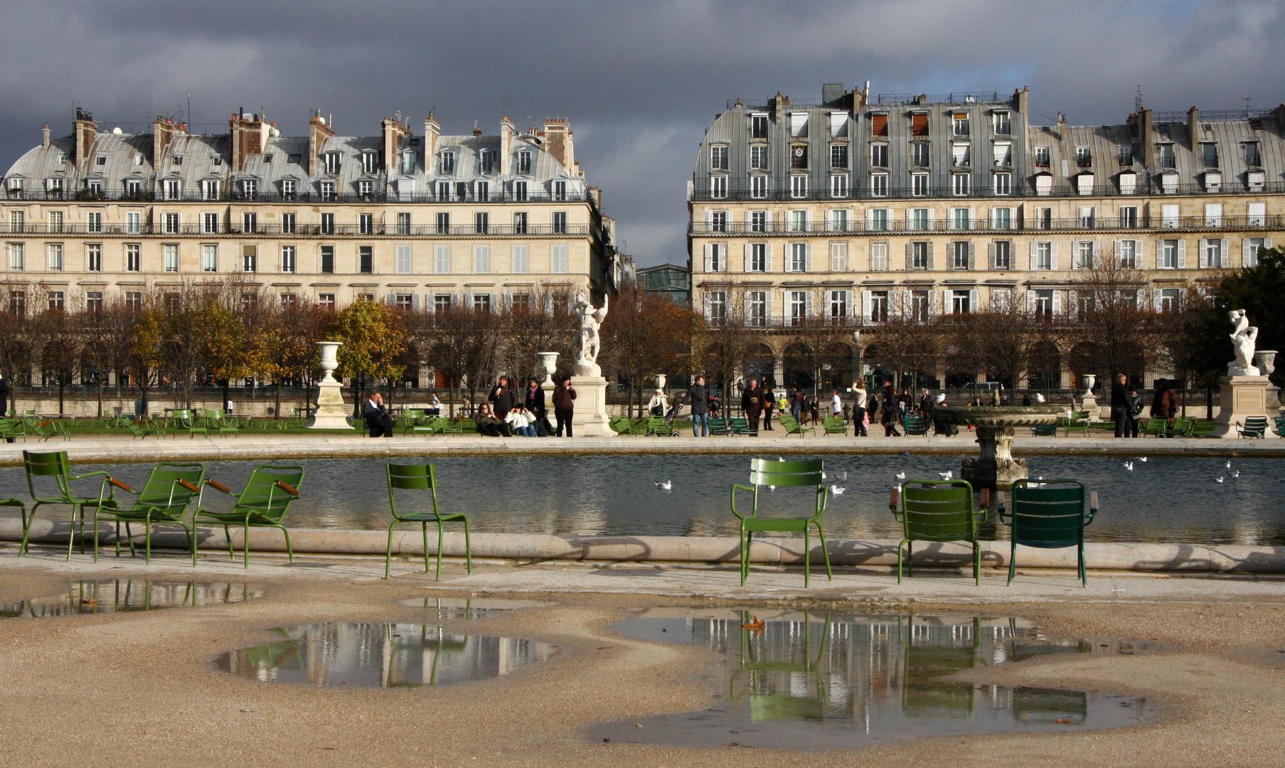 Aujourd'hui aux Tuileries -1