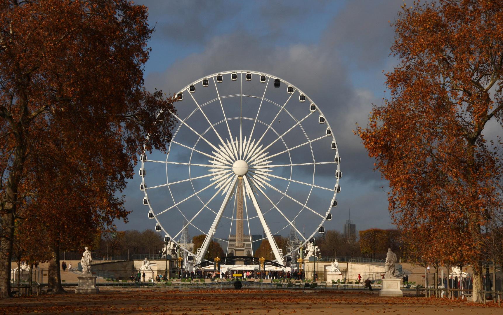Aujourd'hui aux Tuileries - 2