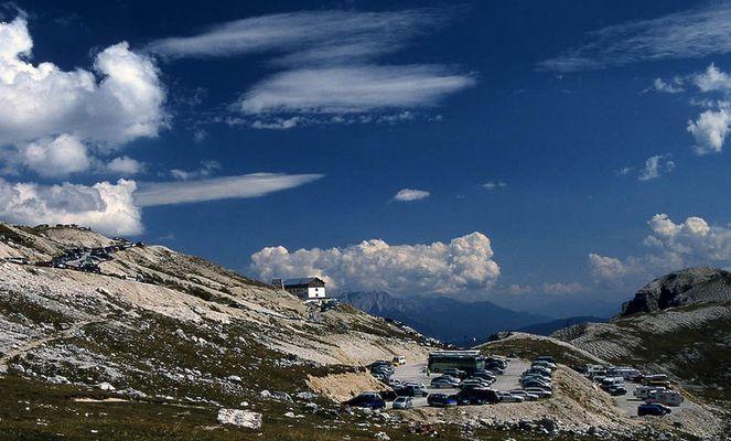 Auronzohütte