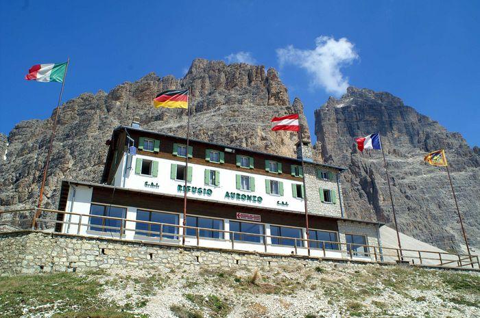 Auronzon Hütte - Dolomiten - Südtirol