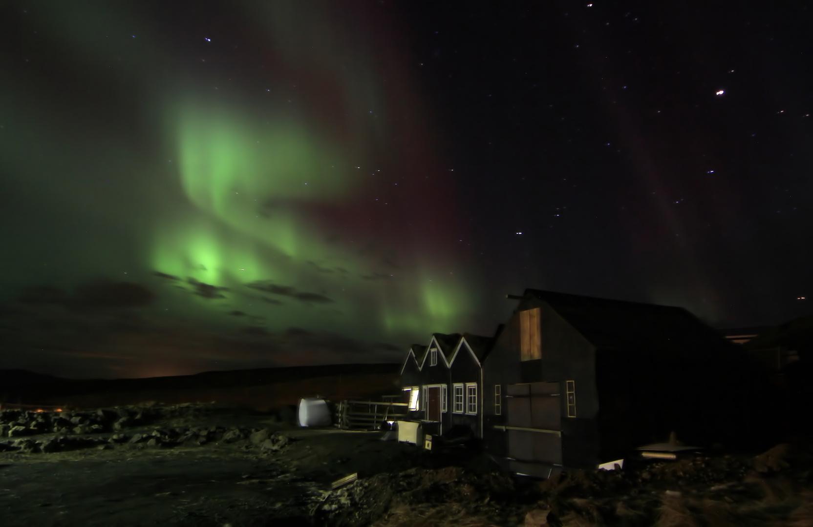~Aurora borealis~