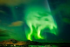Aurora Borealis High Level