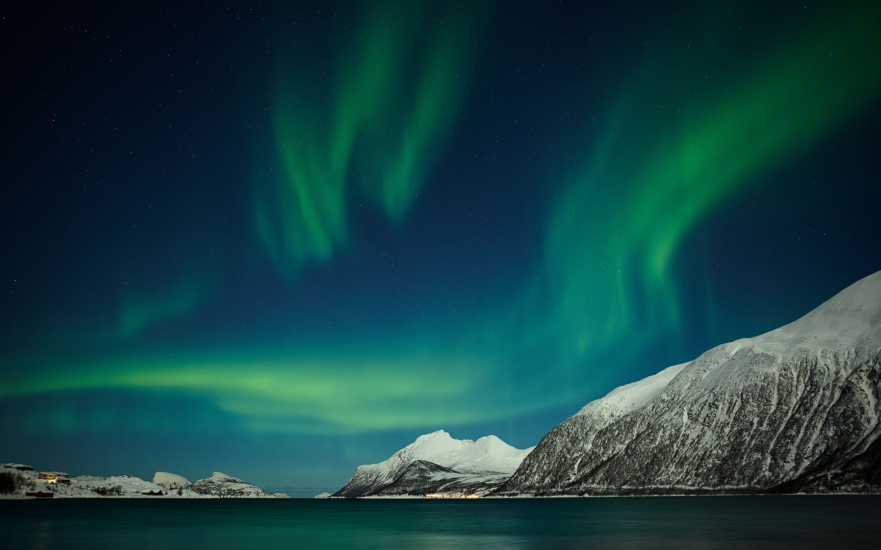 Aurora Borealis - Tromso Norwegen