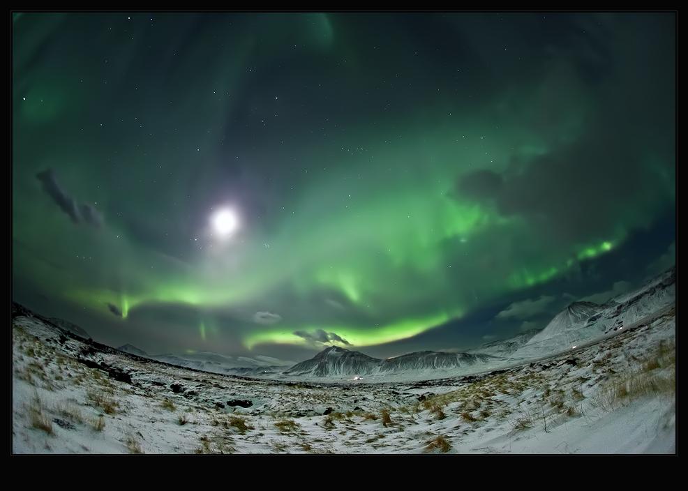 [ ... aurores boréales ] de Raymó
