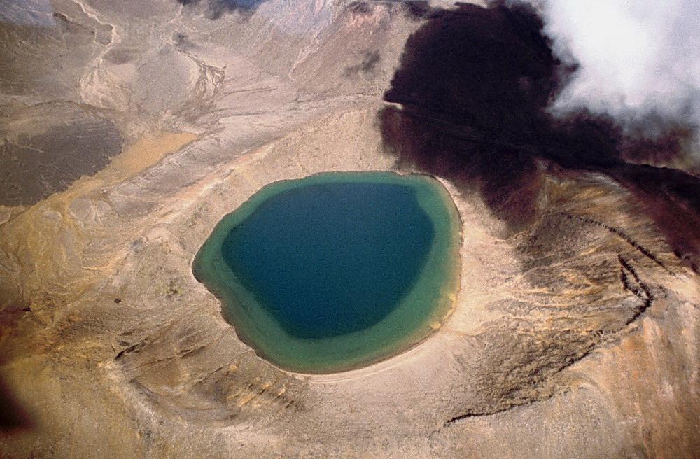 Aus dem Archiv: Kratersee