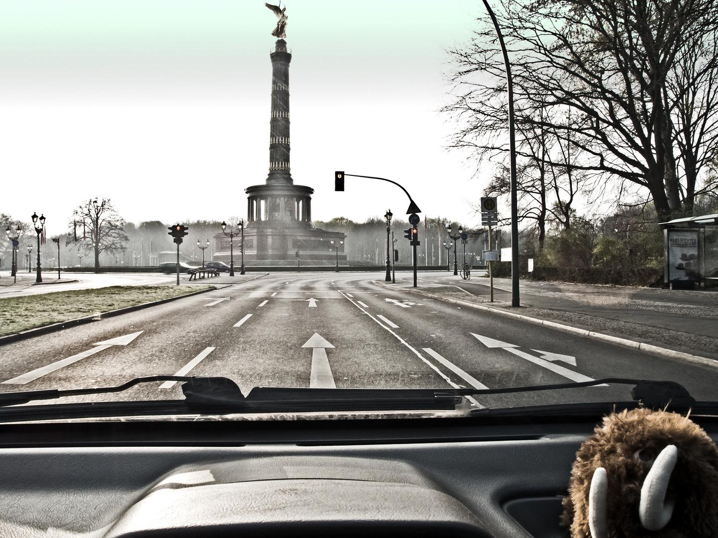 Aus dem Auto 2