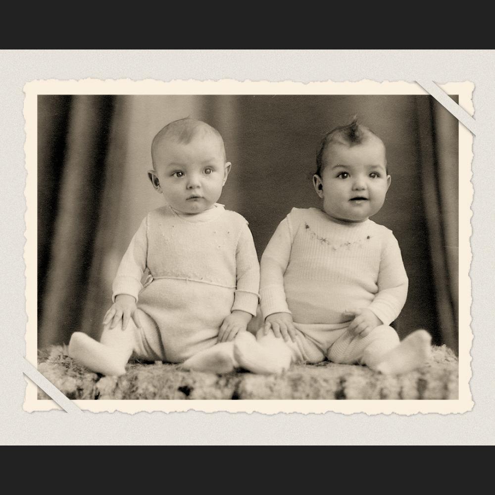 Aus dem Familienalbum • 1947