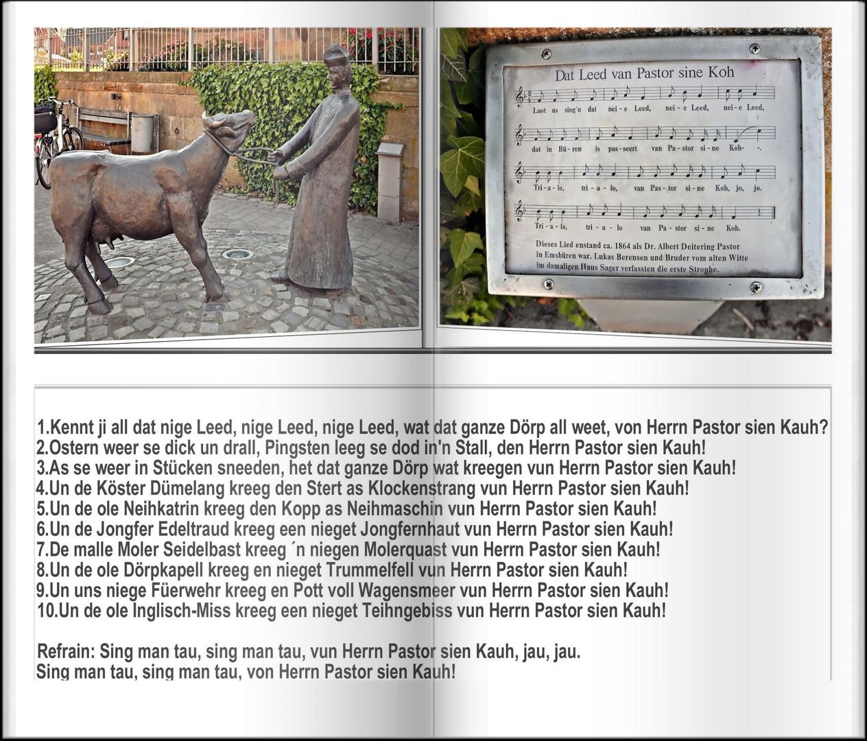... aus dem ländlichen Liederbuch